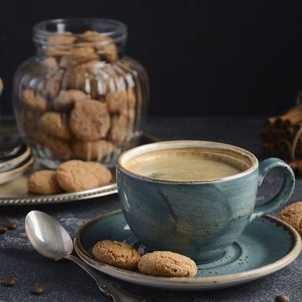 Amaretto Vanilla Frappe