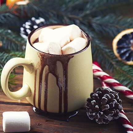 Hot Peppermint Mocha