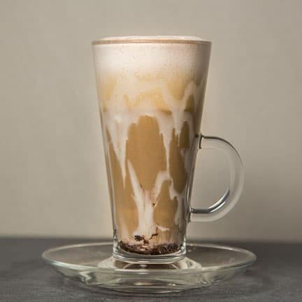 Vanilla Hazelnut Frappe