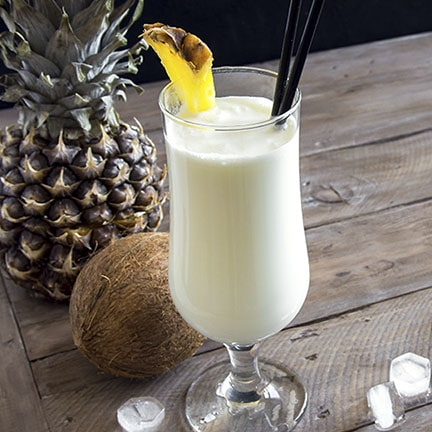 Pina Colada (with Alcohol)