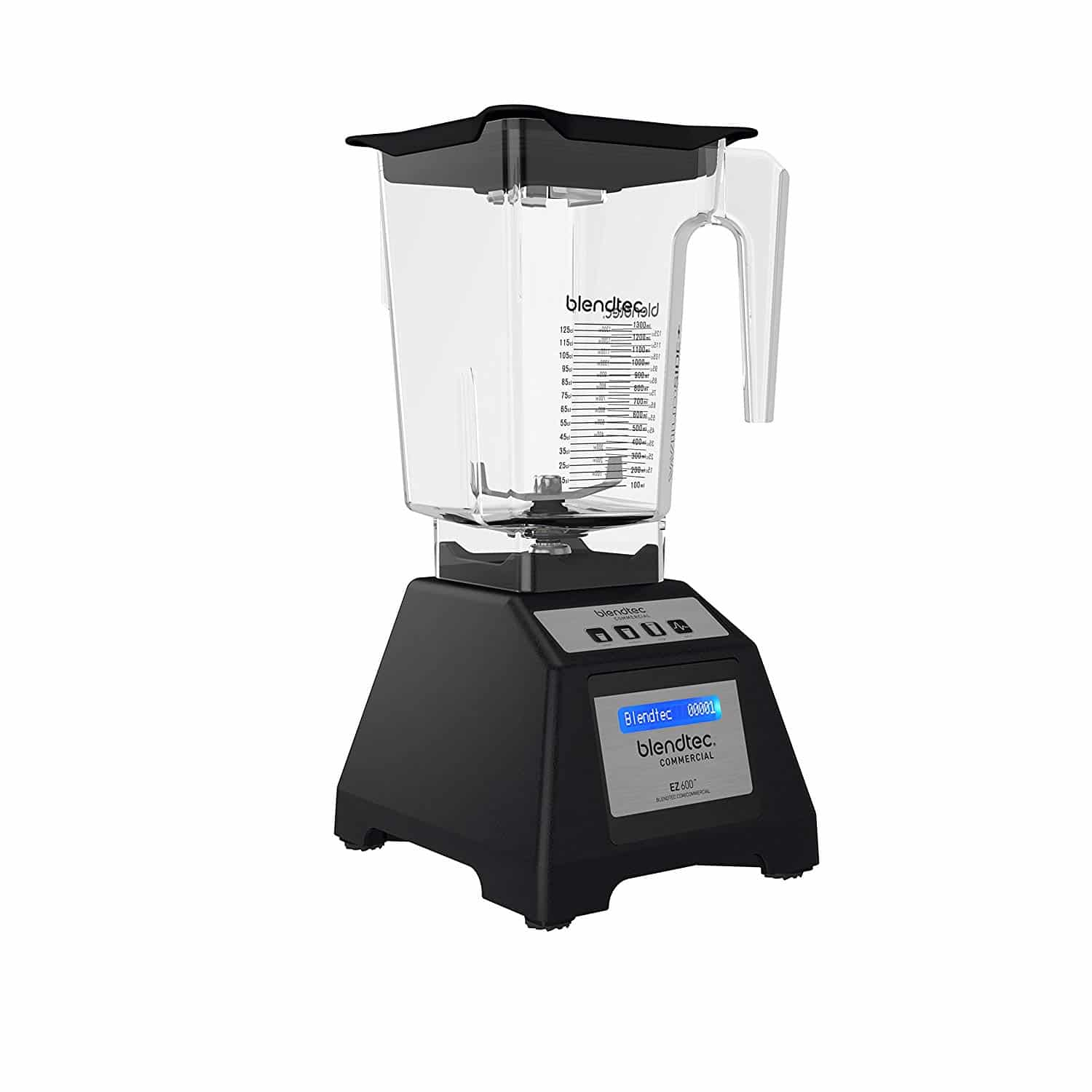 BlendTec EZ 600 + 1 FREE Case of Cappuccine