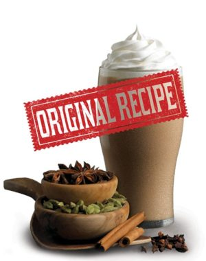 Classic Spiced Chai Latte