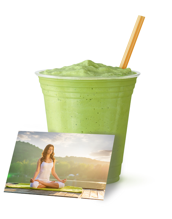 Energizing Superfood Matcha
